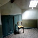 Chambre de Vincent Van Gogh, Auvers-sur-Oise. ཨོཾ་མ་ཎི་པ་དྨེ་ཧྰུྃ།